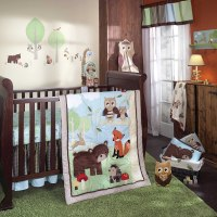 Lambs and Ivy Echo Crib Bedding Collection | Seekyt