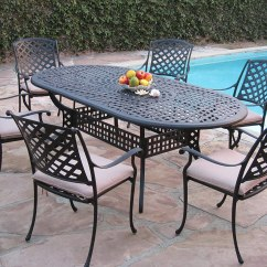 Aluminum Patio Chairs Floating Pool With Cup Holders Kawaii Collection Outdoor Cast Furniture 7