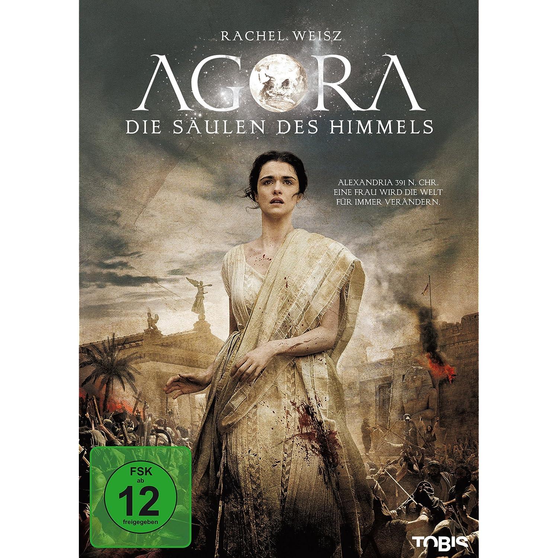 Agora - Die Säulen des Himmels [DVD]; ca. 8 Euro