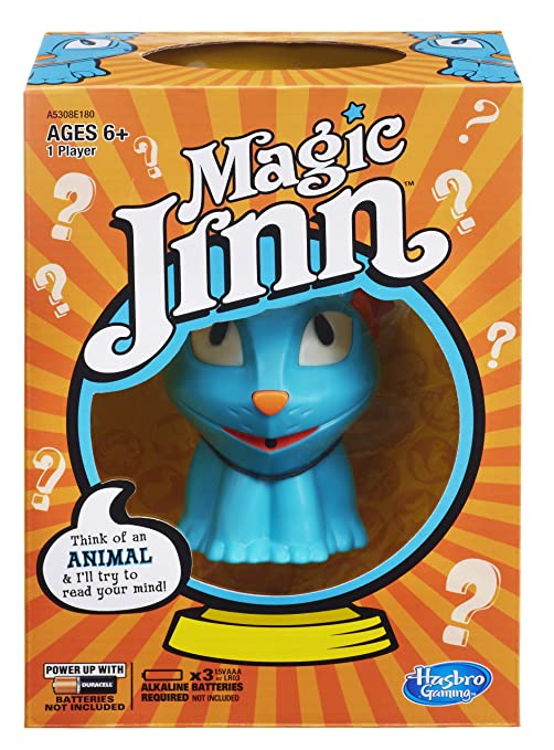 Magic Jinn Game