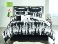 Black and White Bedding is Fun and Fabulous! | WebNuggetz.com