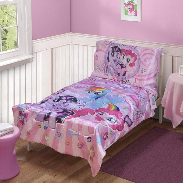 My Little Pony Toddler Bedding Set
