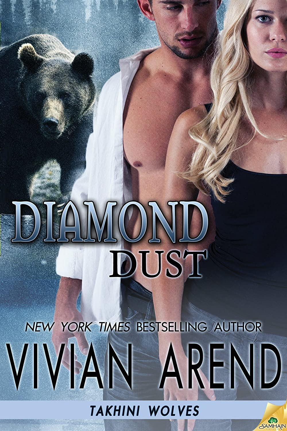 diamond dust by vivian arend