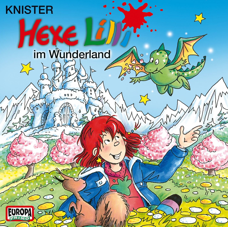 Hexe Lilli (24) im Wunderland (Europa)
