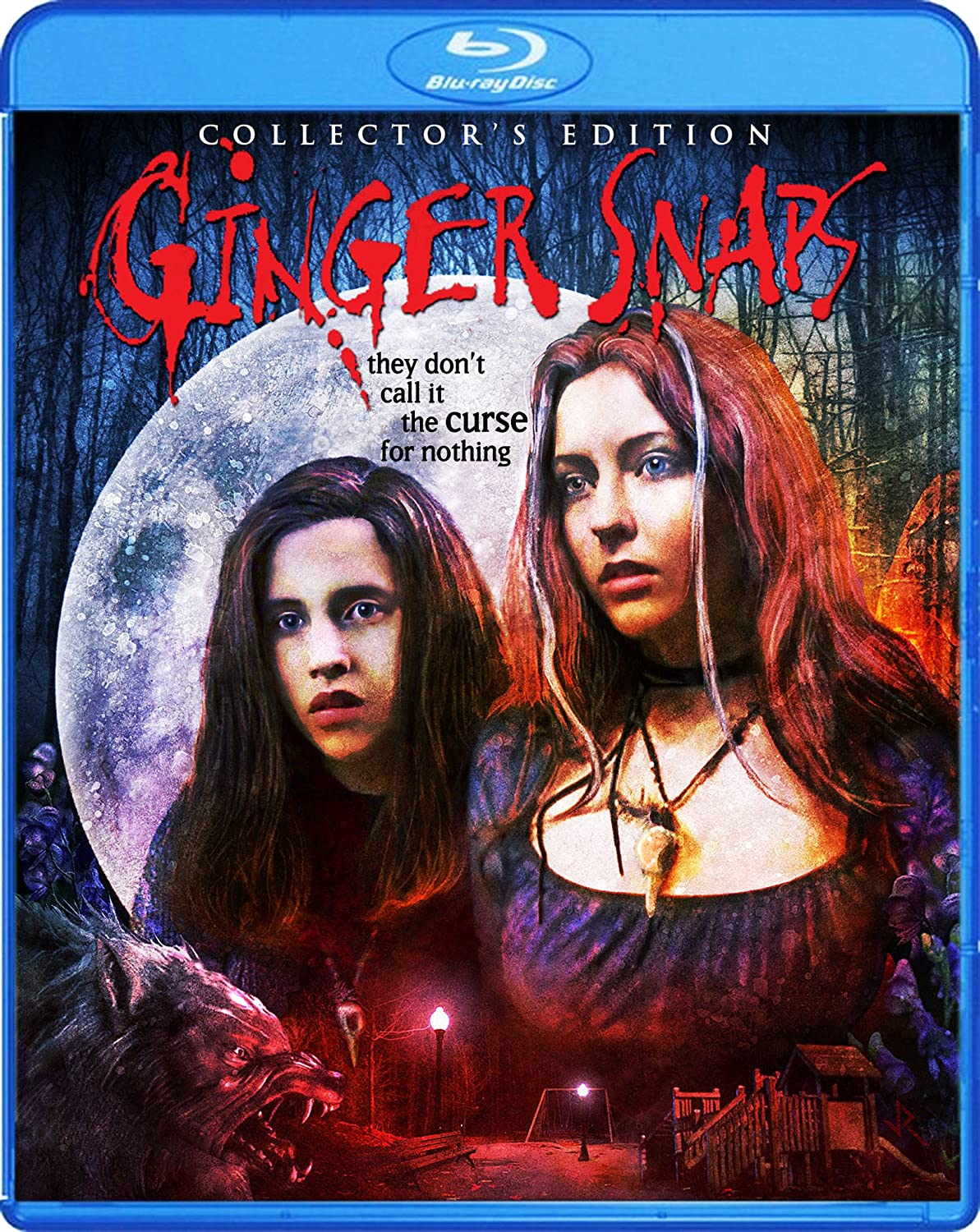 days of horror and supernatural ginger snaps the pit ginger snaps follows two sisters who are fascinated death when looking to get back at a certain high school mean girl one gets attacked by a werewolf