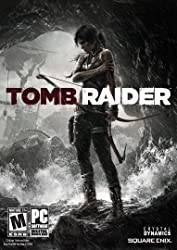 Tomb Raider Cover Art