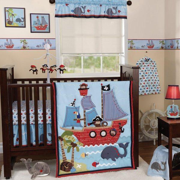 Bedtime Originals Treasure Island Collection - Baby