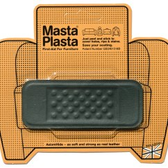 Leather Sofa Repair Kits For Rips Small Room Aid Peel Stick Mastaplasta Patch Holes