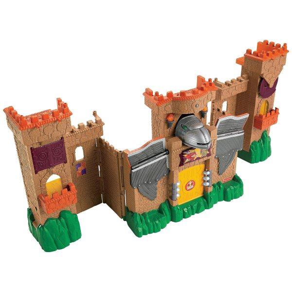 Imaginext Eagle Talon Castle W9635 Minor