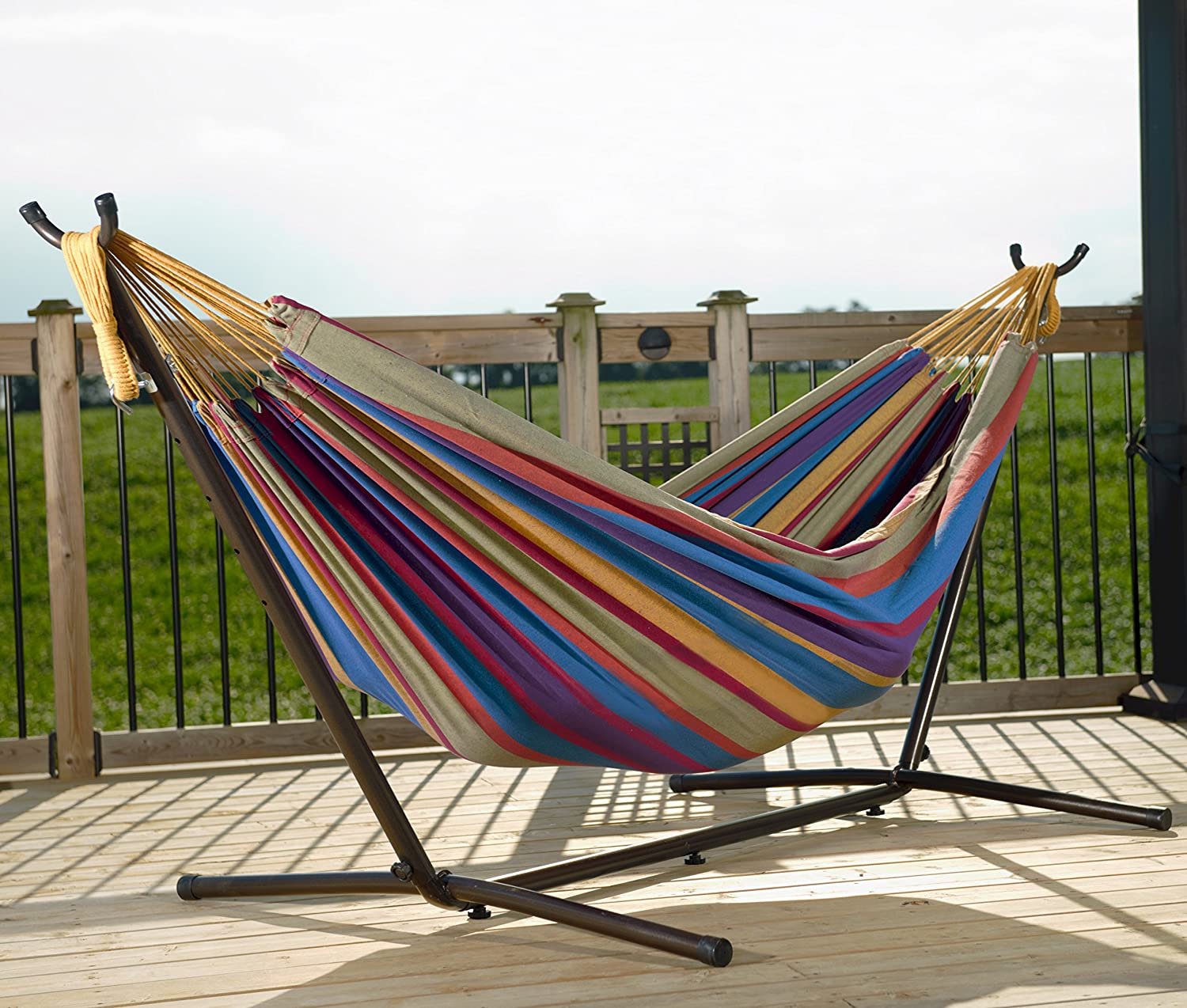 hammock chair stand amazon pier 1 swivel the seasoning products sale with for mum to