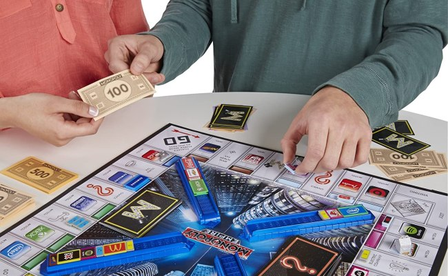Monopoly Empire Game New Free Shipping Ebay