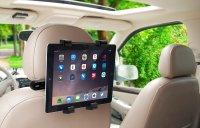 Okra 360 Degree Adjustable Rotating Headrest Car Seat ...