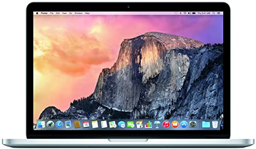 Apple MacBook Pro 13.3-Inch Laptop (NEWEST VERSION)