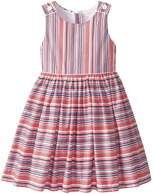 Pumpkin Patch Little Girls' Stripe Dress