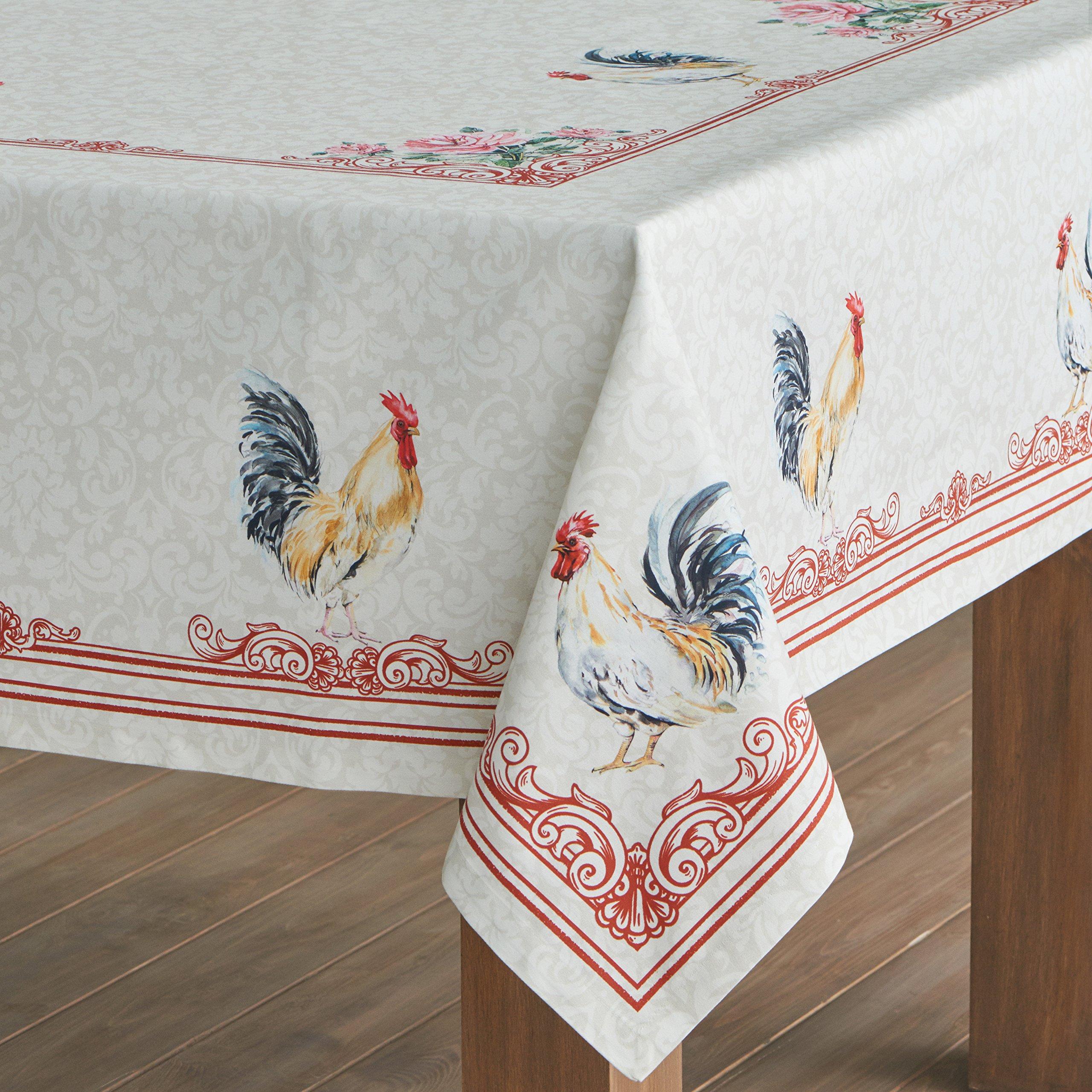 Maison D Hermine Campagne 100 Cotton Tablecloth 60