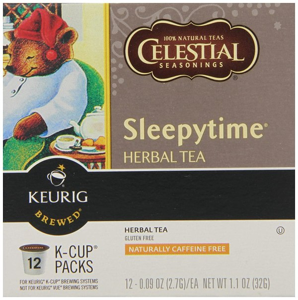 Celestial Seasons Sleepytime Tea -cup 12-count Free Shipping