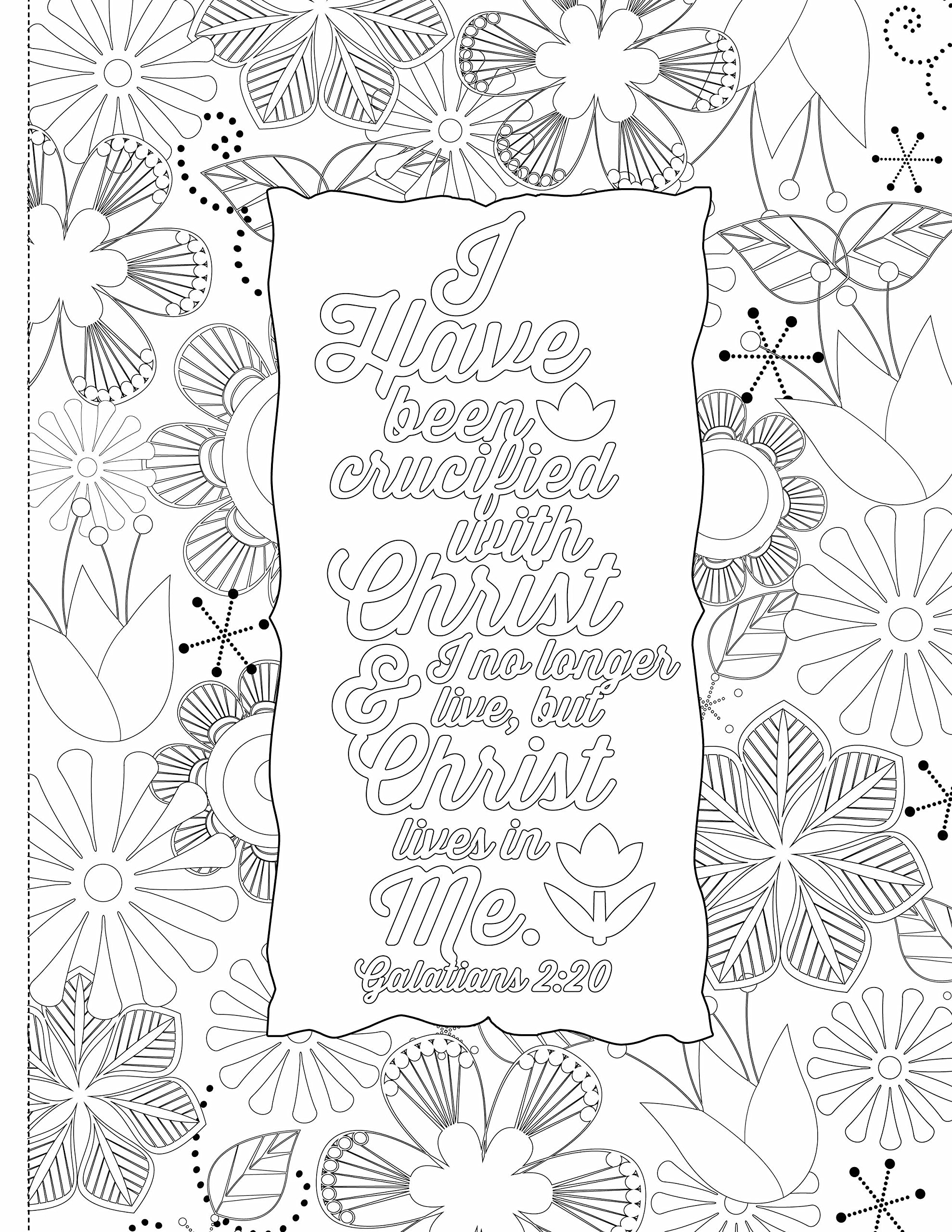 Gods Grace Coloring Pages Coloring Pages