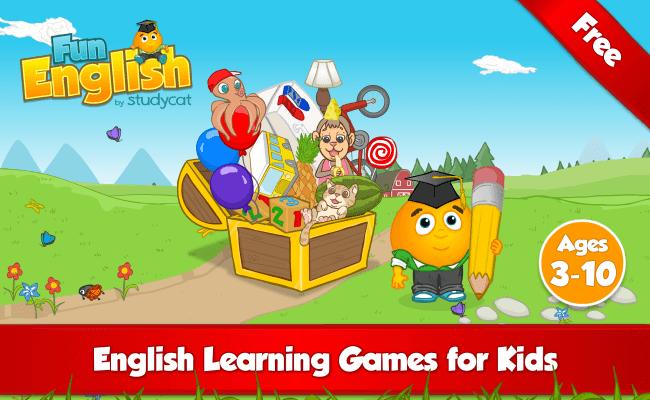 Amazon Fun English Language Learning Games For Kids