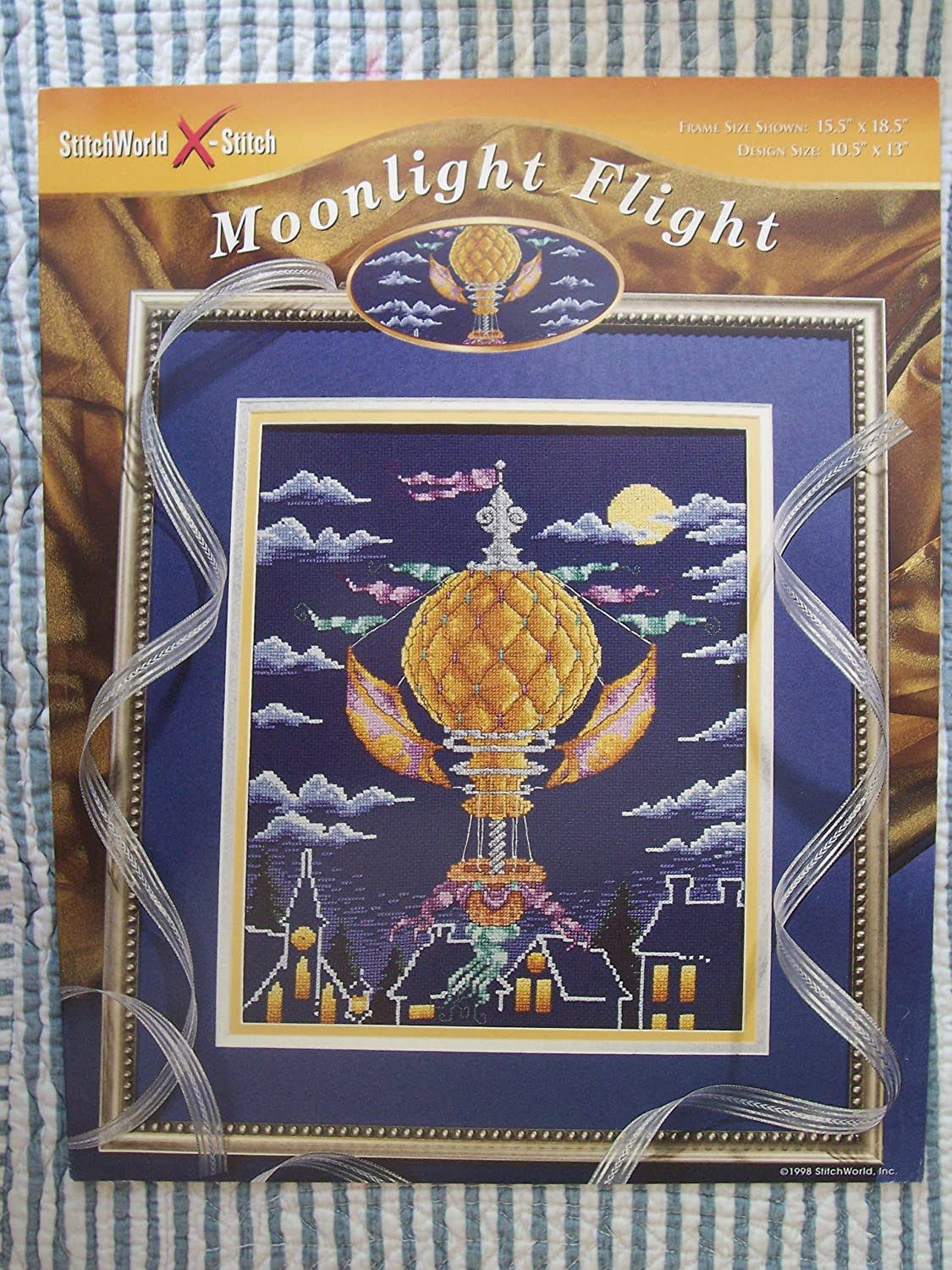 Moonlight Flight from Stitch World