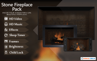 Amazon.com: Stone Fireplace Pack - Wallpaper & Themes ...
