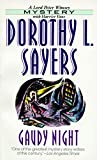 Book cover: Dorothy L Sayers Gaudy Night
