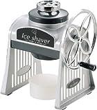 Amazon.co.jp: パール金属 氷屋さん アンティークかき氷器 シルバー D-1394: ホーム&キッチン