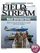 Field & Stream (1-year auto-renewal)