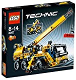 Amazon.co.jp: レゴ テクニック ミニモバイルクレーン 8067: おもちゃ