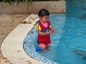 Impact on swimming on eczema skin and kids' health