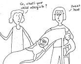 Conversations with moms of eczema children common solidarity