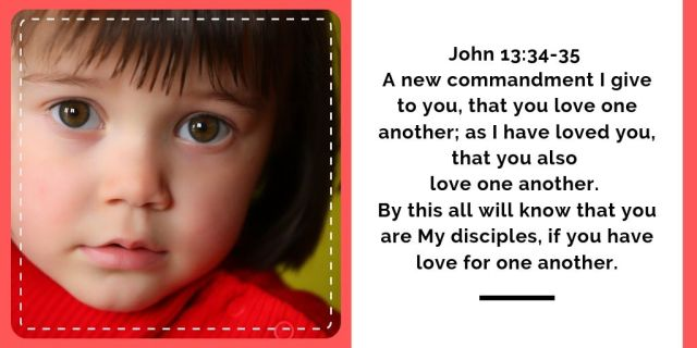 Eczema Devotional Loving one another
