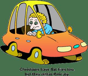 Eczema devotional on joy in life trials