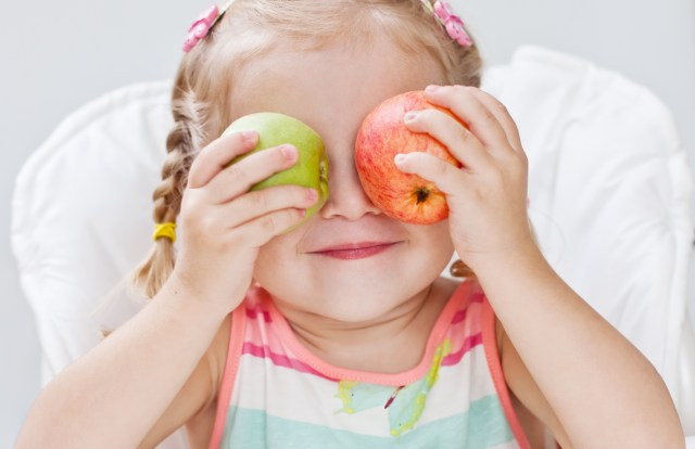 Toddler Nutrition series with nutritionist on Eczema Blues