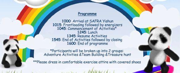 Eczema Camp Program SIngapore