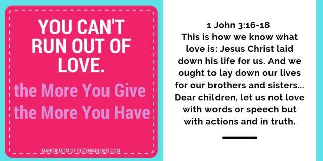 Eczema Devotional for Parents Love for Families