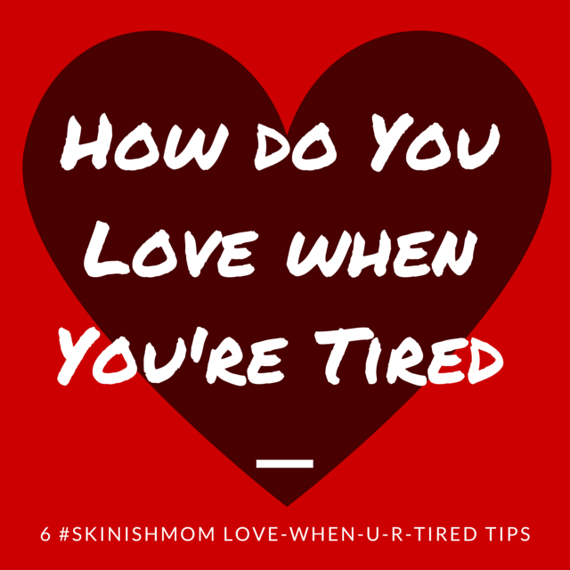 Love when you tired #Marriage