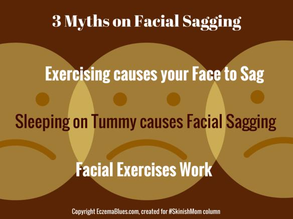 3 myths on Saggy Face