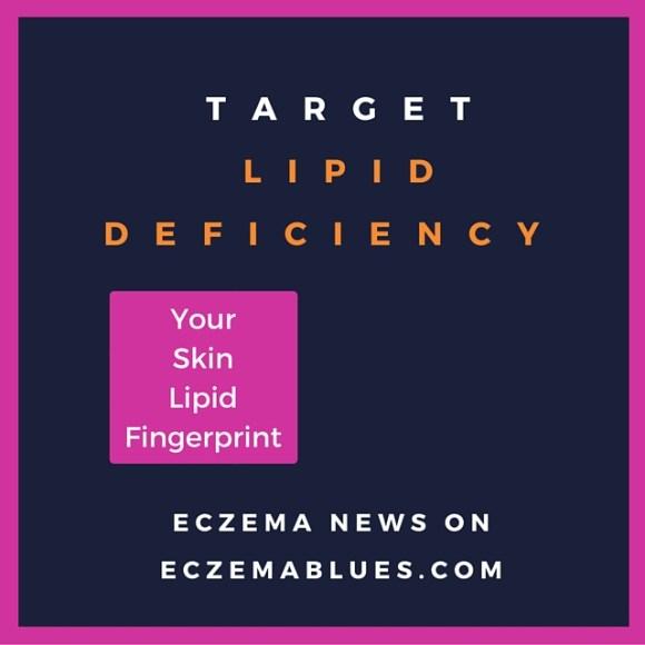Target Lipid Deficiency for Eczema Treatment