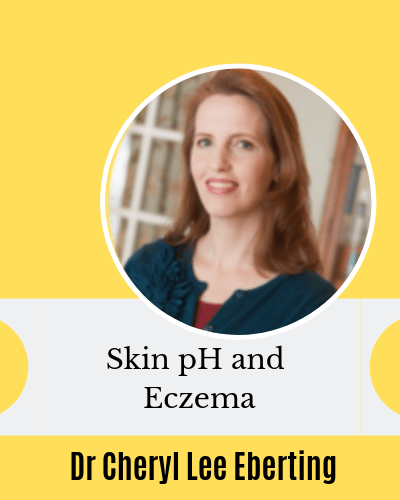 Skin pH and Eczema with Dr Cheryl Lee Eberting