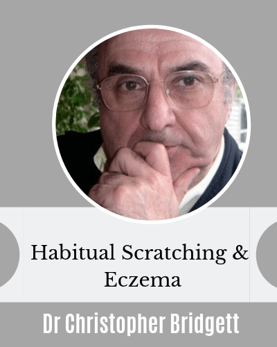 Habitual Scratching and Eczema with Dr Christopher Bridgett