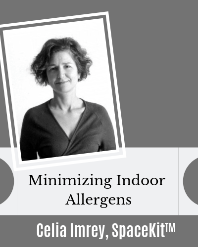 Minimizing Indoor Allergens EczemaBlues House Dust Mite Mold Cockroach