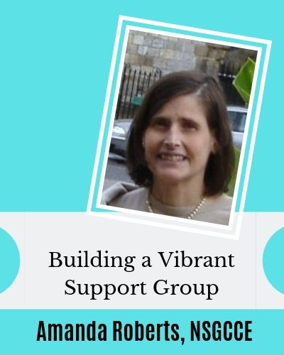 Building a Vibrant Eczema Support Group with Amanda Roberts @eczemasupport NSGCCE