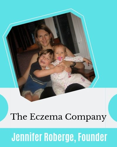 Interview with Jennifer Roberge of the Eczema Company at EczemaBlues.com