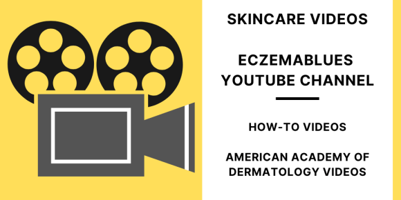 ECZEMA BLUES SKINCARE VIDEOS