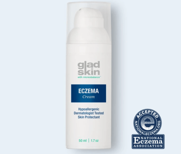 Gladskin Eczema Cream National Eczema Accepted