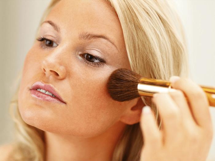 eczema makeup tips