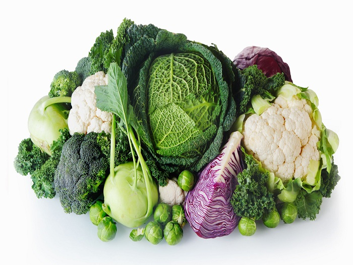 Cruciferous Vegetables Beneficial Foods for Eczema