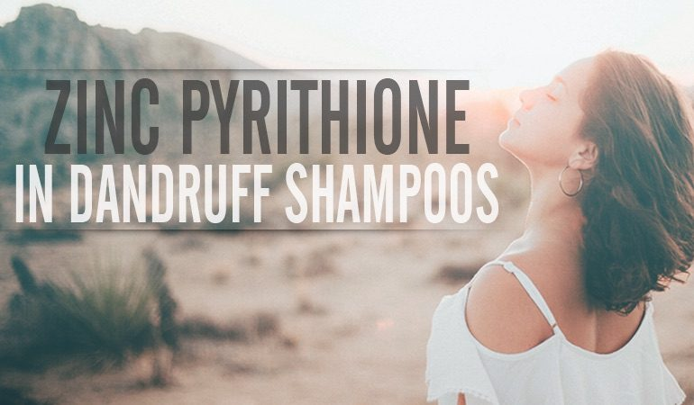Zinc Pyrithione dry scalp shampoos