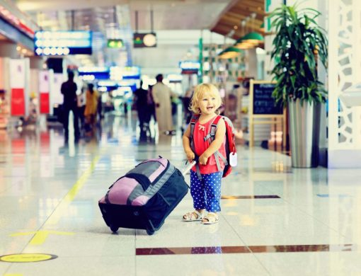 Dress Your Child Appropriately while traveling