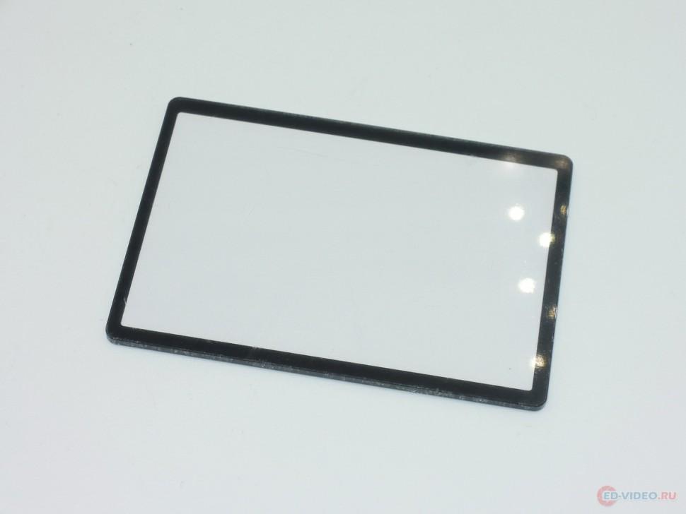 Купить Защитное стекло дисплея для Canon EOS 60D / 600D